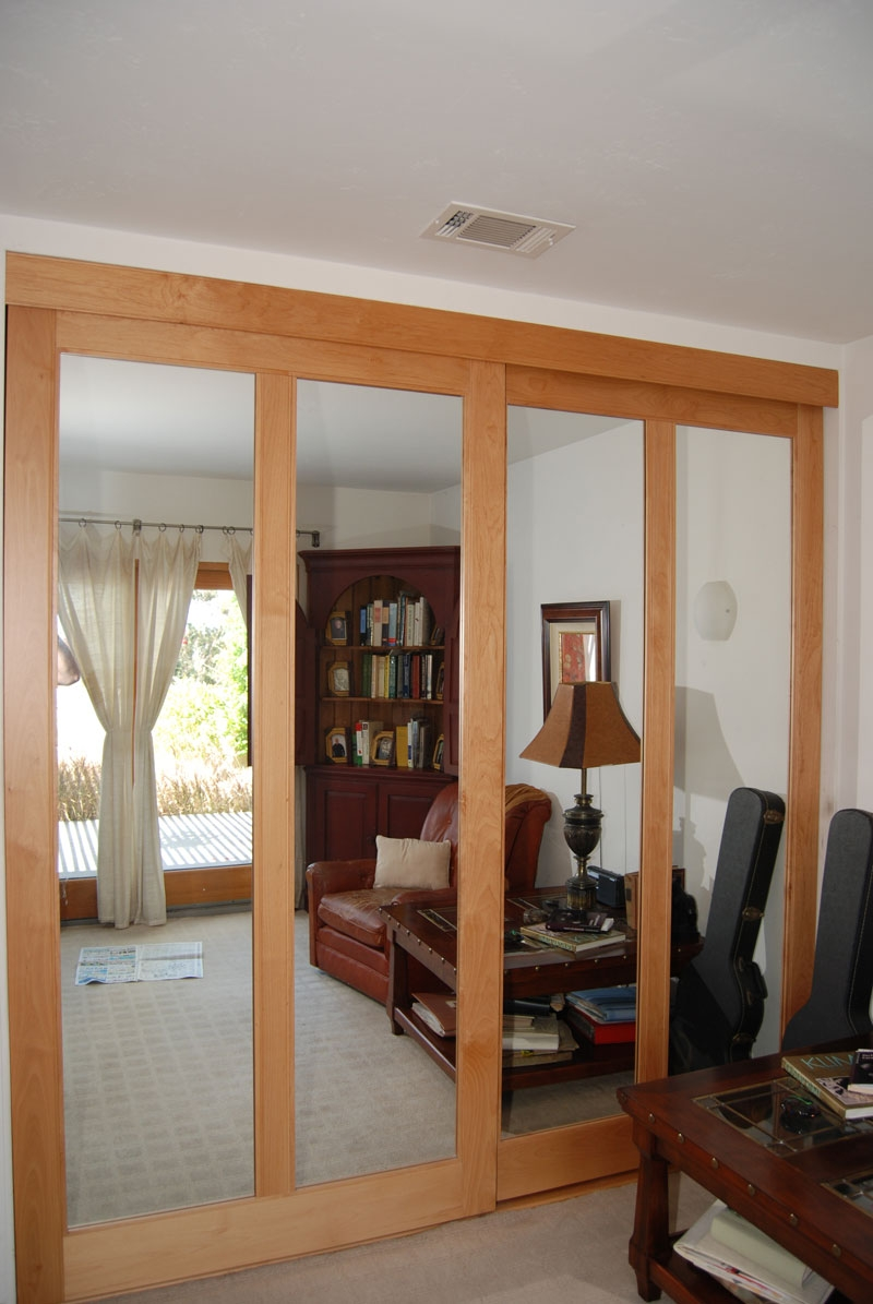 Awesome Choose Between Bypass Track, Bi Folding Track, Sets Of Hinging Doors, Or  Even Put Mirrors On The Front Or Backs Of Your Doors For Your Convenience.